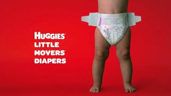 Huggies Little Movers TV Spot, 'Doing His Business' - Thumbnail 8