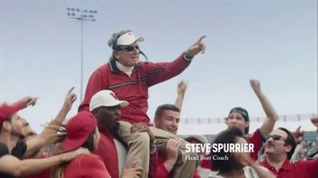 Dos Equis TV Spot, 'Stairway' Featuring Steve Spurrier - 17 commercial airings