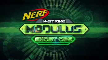 Nerf Modulus Ghost Ops Evader TV Spot, 'Go Stealth' - Thumbnail 2