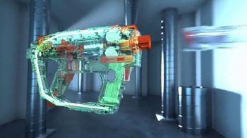 Nerf Modulus Ghost Ops Evader TV Spot, 'Go Stealth' - Thumbnail 3