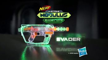 Nerf Modulus Ghost Ops Evader TV Spot, 'Go Stealth' - Thumbnail 9