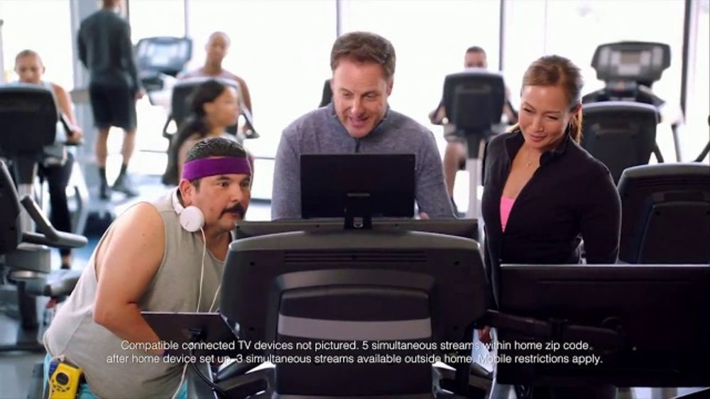 PlayStation Vue TV Commercial, 'ABC: Guillermo's Fitspiration'