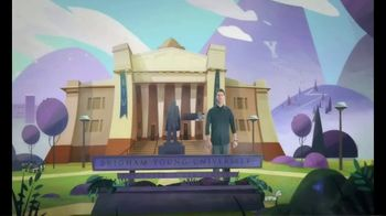 Brigham Young University TV Spot, 'Business Unicorns' Featuring Jon Heder - Thumbnail 1