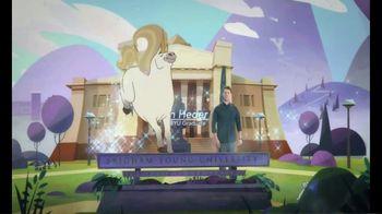 Brigham Young University TV Spot, 'Business Unicorns' Featuring Jon Heder - Thumbnail 2