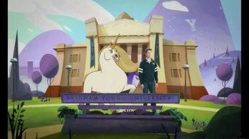 Brigham Young University TV Spot, 'Business Unicorns' Featuring Jon Heder - Thumbnail 9
