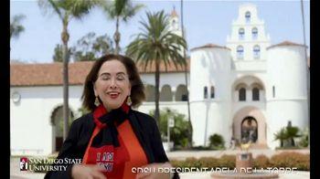 San Diego State University TV Spot, 'We Are San Diego' - Thumbnail 7