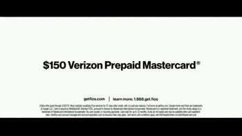 Fios by Verizon Triple Play TV Spot, 'Welcome: Smart Home' Featuring Gaten Matarazzo - Thumbnail 10