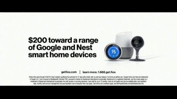 Fios by Verizon Triple Play TV Spot, 'Welcome: Smart Home' Featuring Gaten Matarazzo - Thumbnail 9
