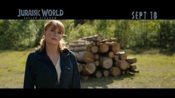 Jurassic World: Fallen Kingdom Home Entertainment TV Spot - Thumbnail 2