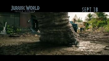 Jurassic World: Fallen Kingdom Home Entertainment TV Spot - Thumbnail 3
