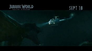 Jurassic World: Fallen Kingdom Home Entertainment TV Spot - Thumbnail 4