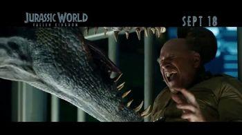 Jurassic World: Fallen Kingdom Home Entertainment TV Spot - Thumbnail 7
