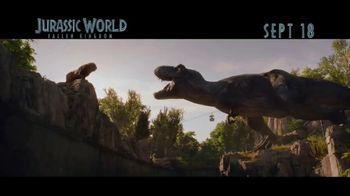 Jurassic World: Fallen Kingdom Home Entertainment TV Spot - Thumbnail 9