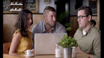 Regions Bank TV Spot, 'Tebowflex' Featuring Tim Tebow