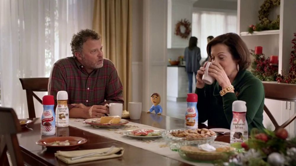 Coffee-Mate Pumpkin Spice TV Commercial, 'Don't Fight Over the Pumpkin Spice'
