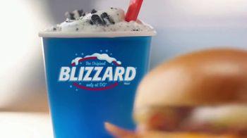 Dairy Queen $4 Burger & Blizzard TV Spot, 'Treat Deal' - Thumbnail 8