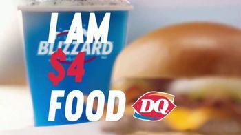 Dairy Queen $4 Burger & Blizzard TV Spot, 'Treat Deal' - Thumbnail 9