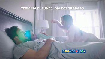 Rooms to Go TV Spot, 'Día del trabajo: tu mejor noche' [Spanish] - Thumbnail 3