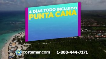 Costamar Travel TV Spot, 'Punta Cana, Puerto Plata y más' [Spanish]