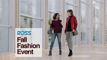 Ross Fall Fashion Event TV Spot, 'Yes for Less' - Thumbnail 8