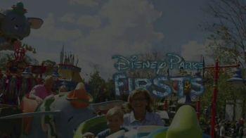 Walt Disney World TV Spot, 'Disney Parks Firsts: Parker' - Thumbnail 1