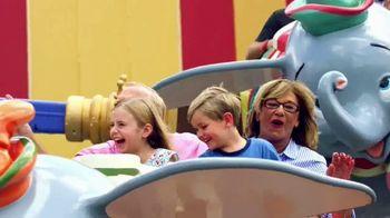 Walt Disney World TV Spot, 'Disney Parks Firsts: Parker' - Thumbnail 6