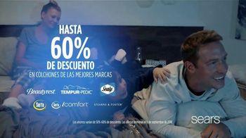 Sears Labor Day Event TV Spot, 'Colchones' [Spanish] - Thumbnail 5