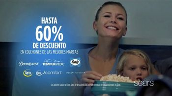 Sears Labor Day Event TV Spot, 'Colchones' [Spanish] - Thumbnail 6