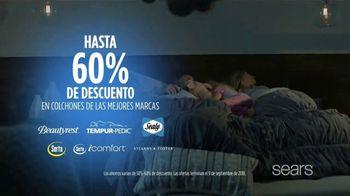 Sears Labor Day Event TV Spot, 'Colchones' [Spanish] - Thumbnail 7