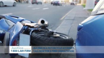 1-800-LAW-FIRM TV Spot, 'Motorcycle Accident' - Thumbnail 2