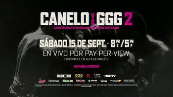 Golden Boy Promotions TV Spot, 'Canelo vs. GGG2' [Spanish] - Thumbnail 10