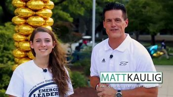 The University of Akron TV Spot, 'Move-In Day' Featuring Matt Kaulig