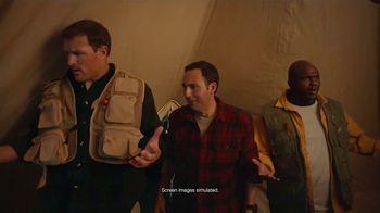 PlayStation Vue TV Spot, 'ESPN: Camping'