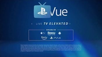 PlayStation Vue TV Spot, 'ESPN: Camping' - Thumbnail 10