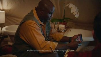 PlayStation Vue TV Spot, 'ESPN: Camping' - Thumbnail 8