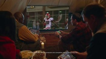 PlayStation Vue TV Spot, 'ESPN: Camping' - Thumbnail 9