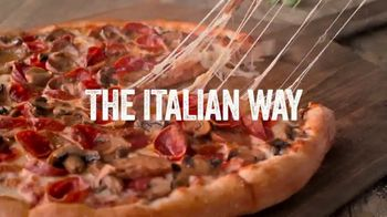 Marco's Pizza Founder's Select Pizza TV Spot, 'Quality Time' - Thumbnail 10