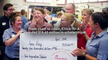 Chick-fil-A TV Spot, '2018 True Inspiration Scholarship Winners' - Thumbnail 7