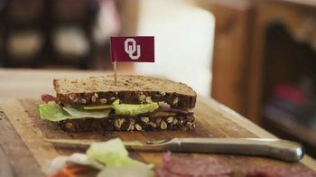 Nissan TV Spot, 'Heisman House: Sandwich' Ft Baker Mayfield, Marcus Mariota [T1]