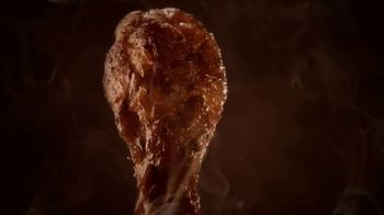 Hooters Smoked Wings TV Spot, 'Girl Shock: To Go $5 Off' - Thumbnail 1