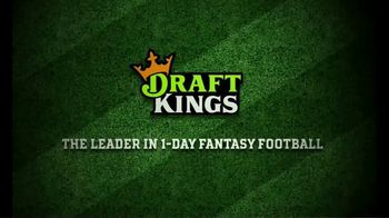 DraftKings TV Spot, '$2 Million Fantasy Football Contest' - 160 commercial airings