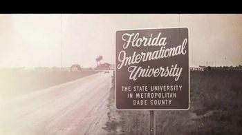 Florida International University TV Spot, 'We Believe'