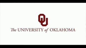 University of Oklahoma TV Spot, 'Forge the Future' - Thumbnail 7