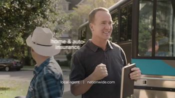Nationwide Insurance TV Spot, 'Jingle Sessions: Bundling' Ft. Brad Paisley - Thumbnail 10