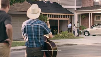 Nationwide Insurance TV Spot, 'Jingle Sessions: Bundling' Ft. Brad Paisley - Thumbnail 3