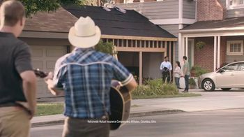 Nationwide Insurance TV Spot, 'Jingle Sessions: Bundling' Ft. Brad Paisley - Thumbnail 6