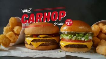 Sonic Drive-In Carhop Classic TV Spot, 'Heist' - Thumbnail 9