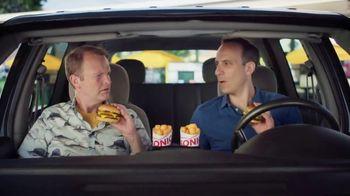 Sonic Drive-In Carhop Classic TV Spot, 'Heist' - Thumbnail 1