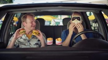 Sonic Drive-In Carhop Classic TV Spot, 'Heist' - 4103 commercial airings
