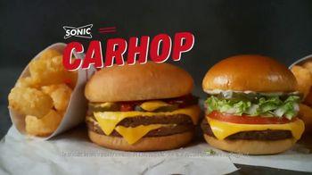 Sonic Drive-In Carhop Classic TV Spot, 'Heist' - Thumbnail 8